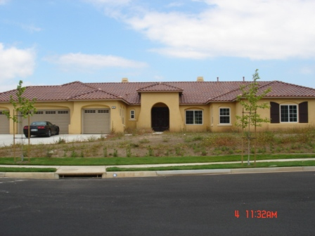 Crown Ranch Estates in South Corona, CA 92881
